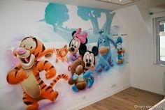décoration minnie pour chambre bébé