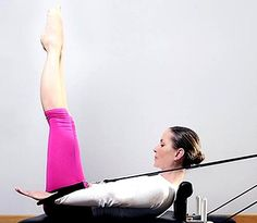 Pilates Reformer is the best core and overall body work out!!! It's amazing!