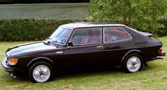 One of the ultimate Saabs: the Saab 99 Turbo, this photo was taken by Jonas Nordstrom.