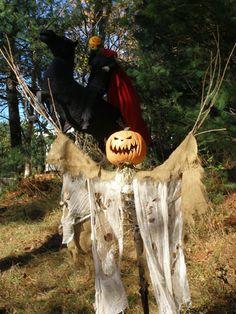 The Headless Horseman has been sighted… | Laceyjaye22's Weblog