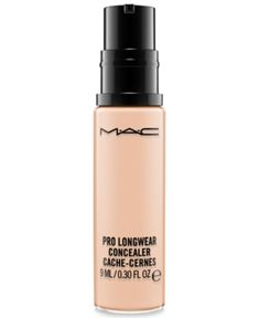 Shop Pro Longwear Concealer by MAC at MECCA. Create a flawless base with this medium to full matte concealer, providing up to 15 hours of smooth coverage. Mac Pro, It Cosmetics Concealer, Makeup Cosmetics, Makeup Dupes, Mac Concealer, Beauty Makeup, Face Makeup, Mac Studio Fix, Pigmentation