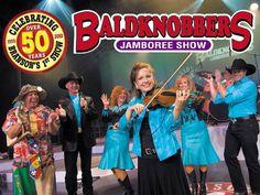 The Baldknobbers 1-800-432-4202
