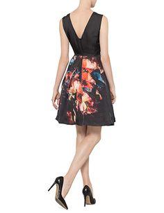 S/L Marinka Sweet Pea Print Dress | StoreName
