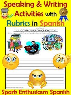 c87ca44d4473 53 Best Spanish - Speaking Activities - Vamos a Hablar Espanol ...