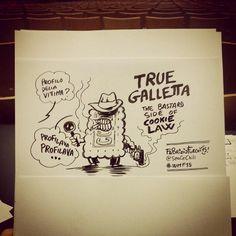 Se infrangete la #CookieLaw, lui vi troverà... #wmf15 @ilfestival http://ift.tt/1K1SLyY