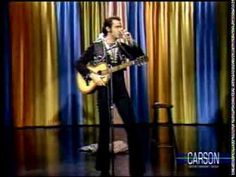 Andy Kaufman's Elvis Presley Impression on Johnny Carson's Tonight Show,...