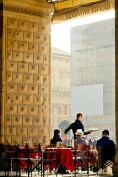 Piazza Maggiore -  Bologna -  Italy