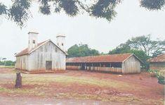 Bratislavská kaplnka v Cambé je príkladom zachovania a veľkej viery - Jornal Nossa Cidade Area Urbana, Cabin, House Styles, Places, City, Cabins, Cottages