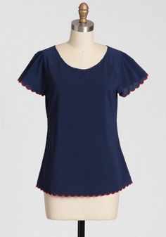 #Ruche                    #love                     #simple #love #scalloped #blouse #Tulle #ShopRuche.com                        simple love scalloped blouse by Tulle at ShopRuche.com                                                  http://www.seapai.com/product.aspx?PID=493504
