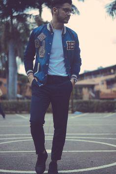 Denim and pants  #ThePoshStyle #Men #Blog #Blogger
