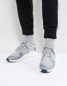 a38189aacf24 adidas EQT Support ADV Winter Sneakers In Gray BZ0641  Sneakers