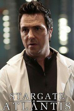 Dr. Carson Beckett - Paul McGillion - Stargate Atlantis