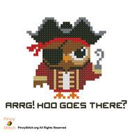 Hootie Pirate
