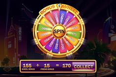 Casino slots. on Behance