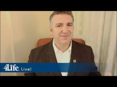 4Life Live! - 4Life Transfer Factor Renuvo™ with Nathan Larsen, Vice President of Field Development