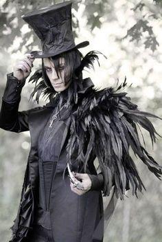 Vulture Maven halloween costume …