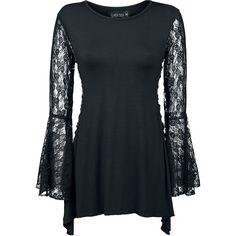 Angel Sleeve Shirt - Langermet skjorte etter Gothicana by EMP
