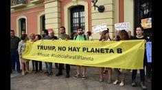 Trump:  No hay planeta B