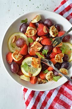 Roasted radish salad with feta cheese, olives and rocket leaves – The Veggie Indian