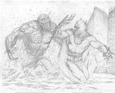 SDCC 2014 : Batman Earth One Volume 2 se montre enfin   COMICSBLOG.fr