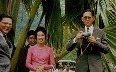 {King Bhumibol Adulyadej of Thailand}