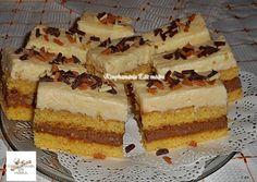 Érdekel a receptje? Kattints a képre! Coleslaw, Tiramisu, Sweet Tooth, Cheesecake, Food And Drink, Cupcake, Pie, Cookies, Ethnic Recipes