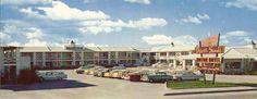 Albwqurkie motel Desert Sands late fifties.
