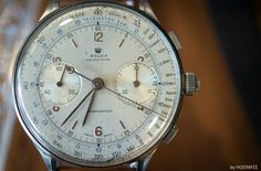 Rolex- Split_Seconds Chronograph Ref.4113 (1942)