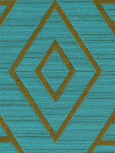 Robert Allen Diamond Zone in Turquoise