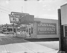 Interbay Pharmacy, 1960