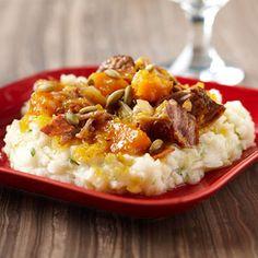 Slow-Cooker Autumn Pork and Pumpkin Recipe