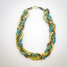 Jordan's Necklace, $99 - Lily Dawson Designs  http://www.lilydawsondesigns.com/shop/necklaces/jordans-necklace/