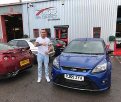 He knows!! Ceri from South Wales collecting probably the best valued RS for sale in the U.K. & presented like a new car good buy buddy. #focusrs #rsdirect #rsfocus