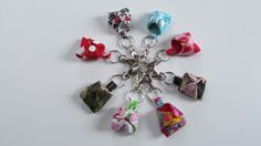 Key Chain Diapers by FruitoftheWombDipes on Etsy