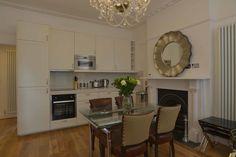 Kitchen, Hawk House Serviced Apartments, St Albans