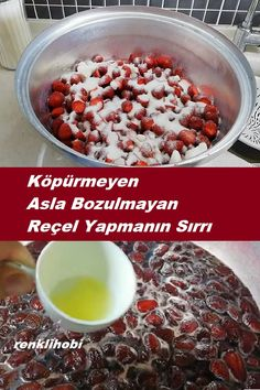 Crepe Recipes, Dessert Recipes, Desserts, Sweet Crepes Recipe, Iftar, Turkish Recipes, Food Preparation, Oatmeal, Food And Drink