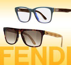 FENDI: Elegantly Edgy Eyewear—http://eyecessorizeblog.com/?p=4636