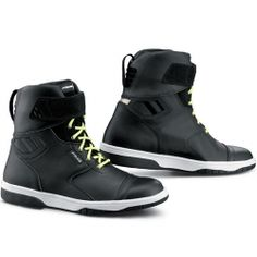 Falco 989 Adam Bike Boots, Mens Motorcycle Boots, Combat Boots, Adam Black, High Top Sneakers, Sneakers Nike, Cheap Boots, Boots For Sale, Black Shorts