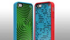 Remember those old school metal ball in a maze games? well now you can relive it on the reg with these iPhone cases. Who needs advanced iPhone games and ap...