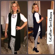 LuLaRoe Joy, Irma and leggings