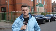 "(*_~)  Tommy Robinson in Manchester: ""Politicians have sold us out"""