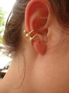 Cool Ear Cuff Cute Earrings Beautiful Jewelry Rings Jewelery Box