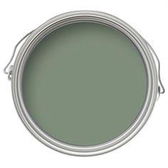 Farrow Ball, Sage Green Paint, Green Paint Colors, Sage Green Walls, Period Color, Masonry Paint, Wooden Window Frames, Green Front Doors, Pintura Exterior
