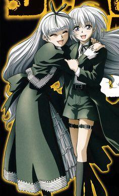 Hansel & Gretel #anime #blacklagoon