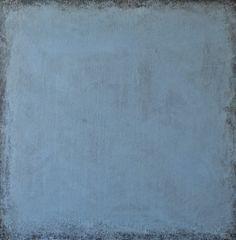 Solaris #125 minimal abstract art by Polish painter Jacek Sikora