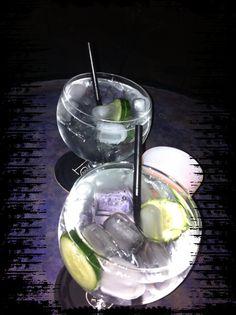 Gin Tònic Hendricks