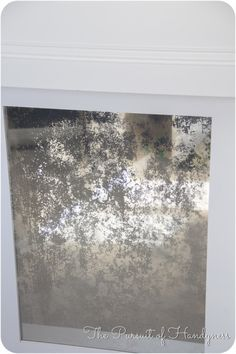Distressed Mirror Glass Tutorial -18