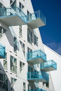 Isbjerget by JDS Architects, CEBRA, SeARCH and Louis Paillard