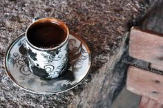 #gununkahvesi from özge bayram, turkish coffee