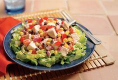 Spicy Ranch Salad